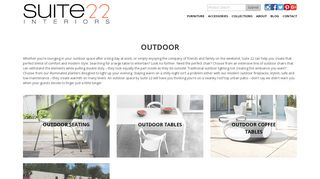 Suite 22 Outdoor