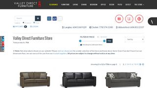 Valley Direct Furniture