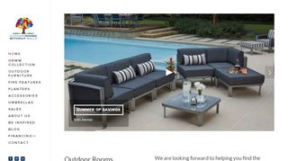Outdoor Rooms Without Walls